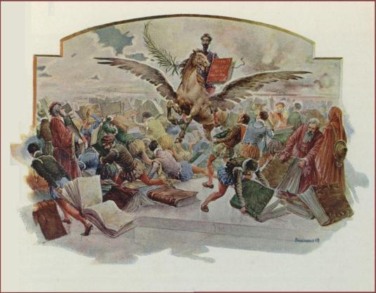 Don Quijote de la Mancha con Ilustraciones de Doré